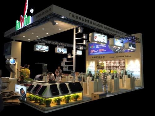 物流轨道交通环保特装54平米,展台设计搭建,展览工程
